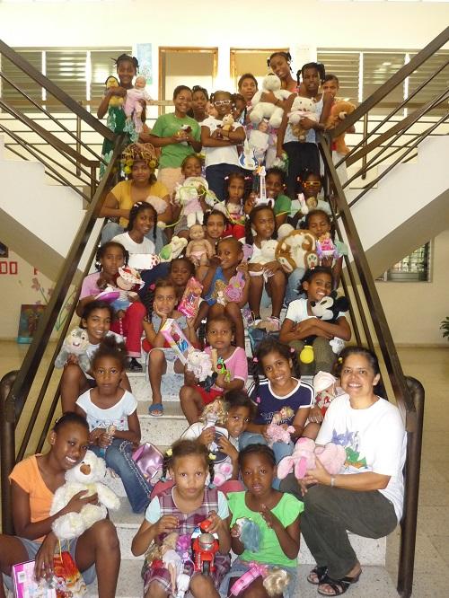 Fundación Teresa Toda » Acogida y educación integral en Casas-Hogar